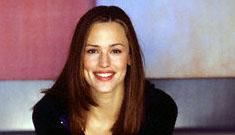 Jennifer Garner faints on film set