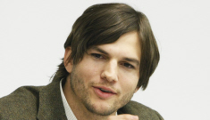 Ashton Kutcher thinks girls should be taught about orgasms in sex ed class