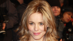 Rachel McAdams barely-there Suno dress in London: tacky or cute?