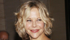 Meg Ryan is thrilled that people are paying attention to her again