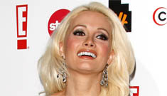 Holly Madison: Hef could do better than Crystal, she's using him