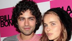 Isabel Lucas and Adrian Grenier split up