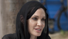 Angelina Jolie sponsors a legal fellowship for SOS Children's Village graduate