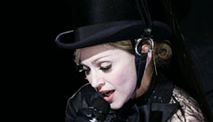 Madonna promises never to try to act again