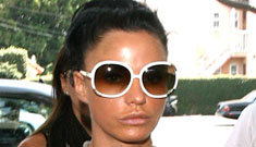 Katie Price's obsession with plastic surgery continues