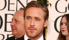 """Hot Guy Golden Globes: Ryan Gosling & """"the robust triangle of man-love"""""""