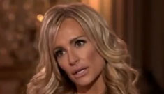 Preview of The Real Housewives of BH reunion special (fights! spoilers!)