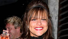 """Jade Goody learns on """"Big Brother"""" India that she has cervical cancer"""