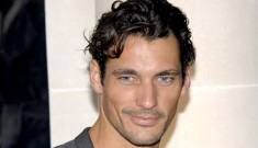 """David Gandy: Male models are """"the lowest of the low"""" on the fashion totem pole"""