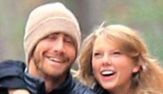Taylor Swift & Jake Gyllenhaal met in Nashville for a post-phone-dump meal