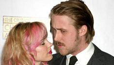 Ryan Gosling and Rachel McAdams are back together