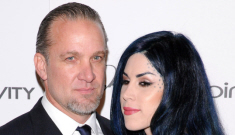 Radar: Kat Von D & Jesse James plan to marry next month