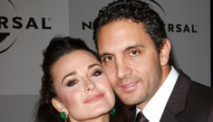 Kyle Richards issues statement on limo fight with sister Kim, doesn't apologize