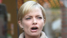 Jaime Pressly is breaking up with her husband, owes over $600k in taxes