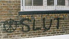 "Sienna Miller's home defaced with ""slut"" graffiti"