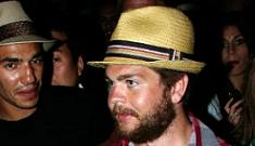 Jack Osbourne and other minor celebrities locked up in jail for TV show