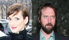 Is Winona Ryder dating Tom Green?