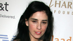 Sarah Silverman got stoned to cope with Jimmy Kimmel breakup