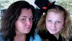 Rosie O'Donnell sees 'Teen Mom' as a cautionary tale, watches with teen daughter
