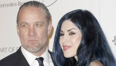 US Weekly: Kat Von D 'modeled' for Jesse, hung around when he was married