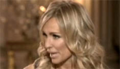 RHOBH reunion preview: Kim and Taylor get into it