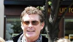 David Hasselhoff says he's not the best actor or singer, he's an entertainer