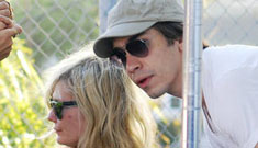 Kirsten Dunst and Justin Long move into serious relationship territory