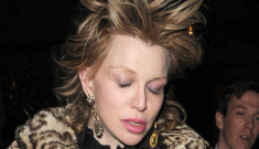 Courtney Love in London: total disaster or just another day?