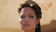 Angelina Jolie is now attached to new version of 'Cleopatra'