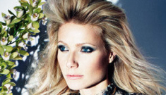 "Gwyneth Paltrow calls Goop-haters ""lame"" in Harper's Bazaar UK"