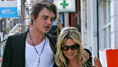Kate Moss and Pete Doherty plan secret wedding this weekend
