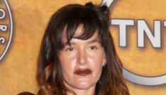 """Paz de la Huerta is only 26 years old, by the way"" links"