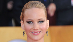 Nicholas Hoult & Jennifer Lawrence are the new cute young couple