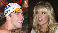 Carrie Underwood and Michael Phelps plan first date