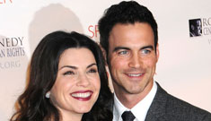 Julianna Margulies feels bad when people objectify her hot lawyer husband