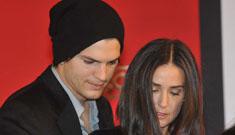 Demi Moore and Ashton Kutcher get booed in Brazil (video)