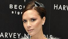 """Victoria Beckham thinks she's an angel"" links"