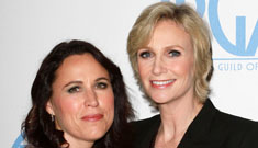 Jane Lynch is writing a memoir that will cover her alcoholism, sexuality