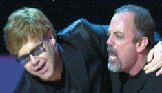 Elton John: Billy Joel is an alcoholic, and he needs rehab