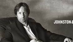 Johnston & Murphy pulls David Duchovny from in-store ads