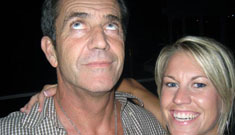 Mel Gibson is relaxing at home and not in rehab at all