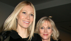Did Blythe Danner teach Gwyneth Paltrow how to be so insufferable?