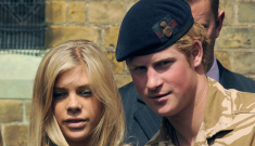Prince Harry's ex Chelsey Davy is trying to be his date to the royal wedding