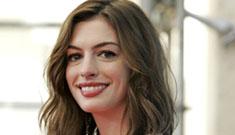 Anne Hathaway paid her con man boyfriend's rent for 4 months