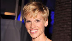 Hilary Swank to gain 20 pounds for new film role