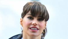 Sofia Vergara's bangs trauma: totally awful, or she can do no wrong?