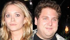 Mary-Kate Olsen cheats on boyfriend with Jonah Hill
