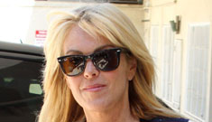 Dina Lohan is hurt by Glee calling her a loser: 'they are all just a bunch of bullies'