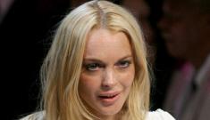 """Radar says Lindsay Lohan won't be arrested today"" links"