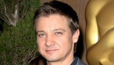 Hot Guy Oscars luncheon: Jeremy Renner, James Franco & more